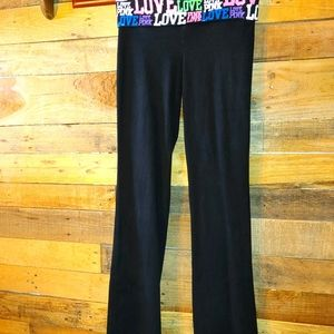 Pink by Victoria's Seceret Yoga Pants